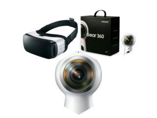 Samsung Gear 360 + Gear VR, Puerto Rico