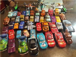 Carros y aviones d cars, Puerto Rico