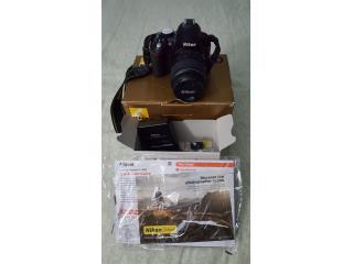 Nikon D3100 Cámara Digital, Puerto Rico