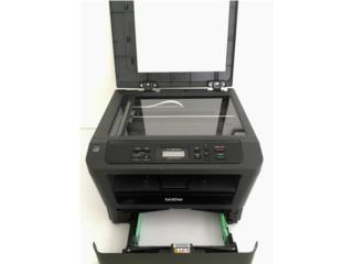 BROTHER Laser Printer, Scan, Copy, Wireless, Puerto Rico