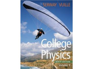 College Physics 9th Ed - 9780840062062, Puerto Rico