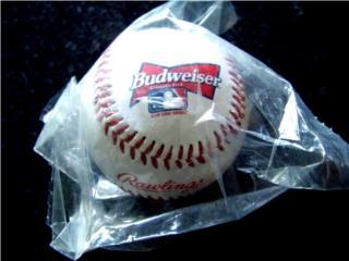 bolas de baseball budweiser rawlings, Puerto Rico