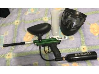 Paintball Gun, Puerto Rico