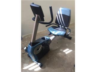 Bicicleta estacionaria (de ejercicios), Puerto Rico