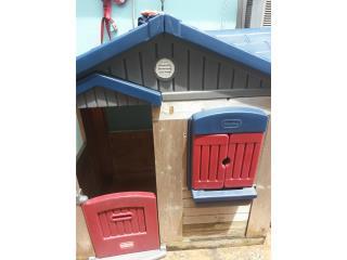 Casa de madera, Puerto Rico