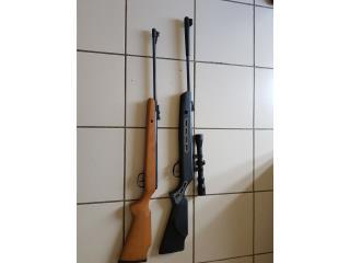 Rifle .22 de pellet , Puerto Rico