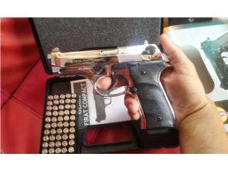 Pistola 9mm salva nueva, Puerto Rico