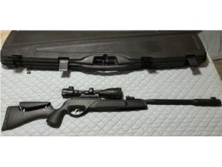 Rifle de aire Gamo whisper fusion.177, Puerto Rico