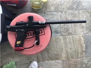 Pistola Gotcha Etek Ego, Puerto Rico