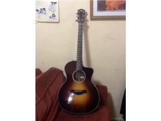 Guitarra Taylor Sunburst , Puerto Rico