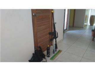 Equipo completo sniper upgrade Gotcha, Puerto Rico