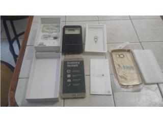 Samsung Note 5 de Claro como nuevo, Puerto Rico