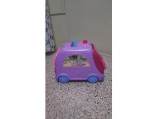 Se vende carro de Doc MCstuffins, Puerto Rico