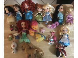 Princesas de Disney - Animators Colletion, Puerto Rico