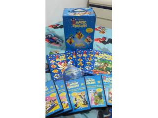 Disney Magic English aprender Inglés , Puerto Rico