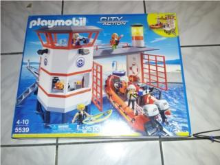 Playmobil set Coast Guard, Puerto Rico