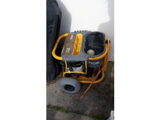 Maquina de presion, Puerto Rico