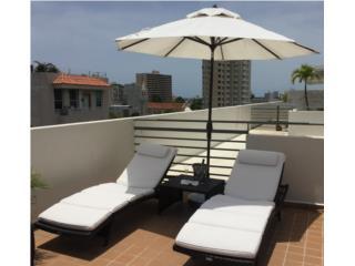 Chaise Lounge ajustables, como nuevas!, Puerto Rico