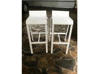 bar stools, Puerto Rico