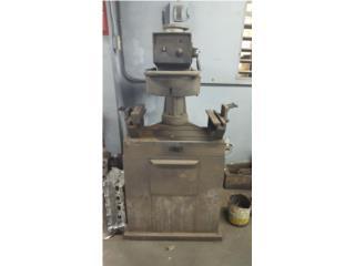 Maquina de Rectificar Tapas de Bloque, Puerto Rico