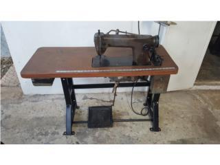 Maquina de coser, Puerto Rico