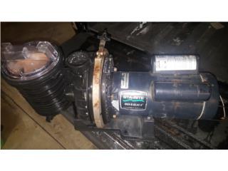 Bomba de Piscina de 3 HP, Puerto Rico