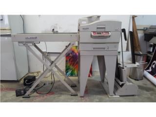 Impresora digital , Puerto Rico