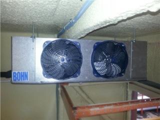 2 Evaporadores/1 Condensador - WALKING COOLER, Puerto Rico