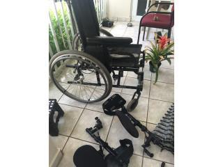 Silla de ruedas, Puerto Rico