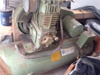 Compresor de aire industrial Quincy 80-Ga, Puerto Rico