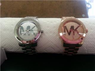 $50/ nuevo reloj unisex MK, Puerto Rico