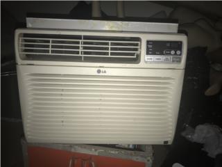 Acondicionador de pared 10BTU, Puerto Rico