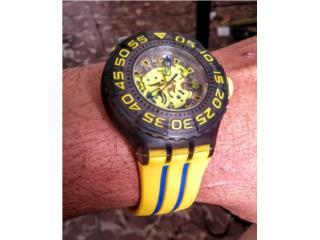 Swatch IR-22 , Puerto Rico
