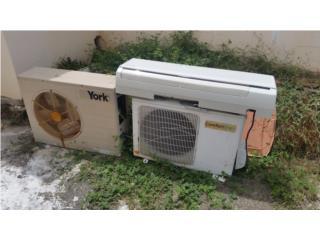 Aire acondicionado y compresor York, Puerto Rico
