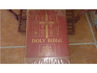HOLY BIBLE 1952, Puerto Rico