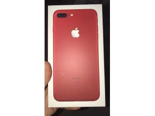 Cv iPhone plus de sprint rojo 128, Puerto Rico