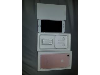 Iphone 7 AT&T  128 GB, Puerto Rico