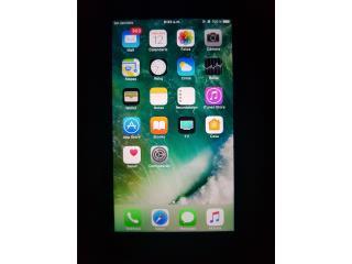 IPHONE 7 PLUS 128GB NEGRO MATE. ES DE CLARO, Puerto Rico