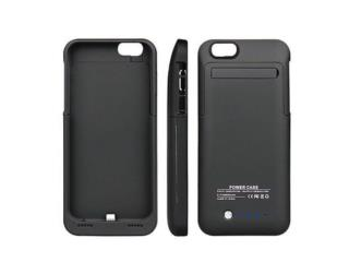 Iphone 6/6s Battery Backup y Protector Case, Puerto Rico