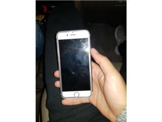 iPhone 6s 128 gigas Rose Gold de claro , Puerto Rico