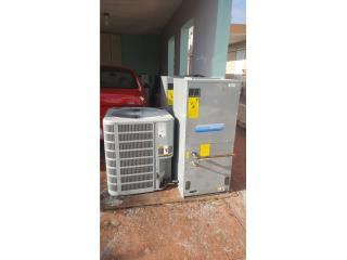 Aire de 5 toneladas , Puerto Rico