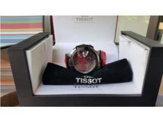 Reloj TISSOT t-race, Puerto Rico
