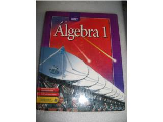 ALGEBRA 1 BY HOLT, RINEHART AND WINSTON 2004, Puerto Rico