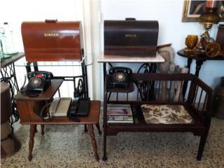 Mesas antiguas de teléfono , Puerto Rico