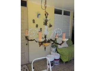 LAMPARA D TECHO ANTIGUA $125, Puerto Rico