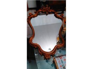 Espejo antique, Puerto Rico
