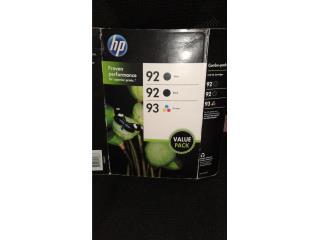 Vendo set de tres tintas ph para printer, $18, Puerto Rico