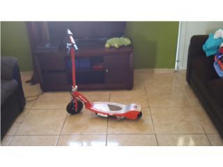 Motorita y scooter, Puerto Rico