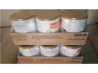 12 latas nutramigen en caja, Puerto Rico