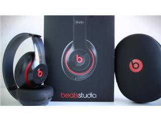 Beats studio, Puerto Rico